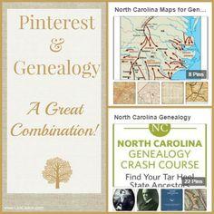 Pinterest for Genealogists!