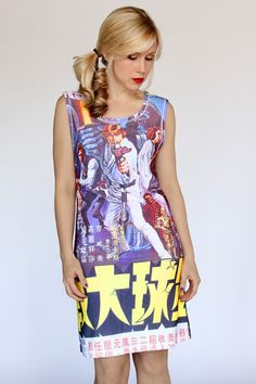 New Star Wars dresses and tops from Her Universe have arrived. So awesome.