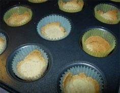 Low Carb Pie Crust - based on almond flour (pic is using crust for tarts
