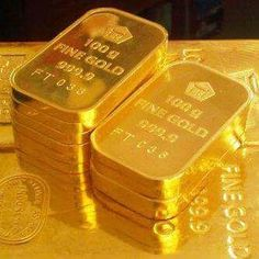 Discover Why The Gold Rate In USA Is Skyrocketing – Bankgeschäfte Gold Bullion Bars, Bullion Coins, Silver Bullion, I Love Gold, Gold Everything, Gold Reserve, Gold Prospecting, Gold Money, Gold And Silver Coins