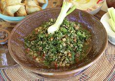 Lentil Tabbouleh (Tabboolet adass)