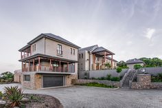 Large Home on Private Estate in Chintsa, South Africa - roofing, ceiling and custom timber work completed by Bosazza Roofing Thatched Roof, Timber House, Large Homes, South Africa, Building A House, Ceiling, Construction, Houses, Mansions