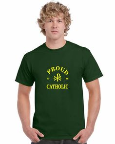 Browse & explore our site to Choose your favorite Spiritual Tees from a large collection of Catholic Apparel shirts & Spiritual Tee Shirts.