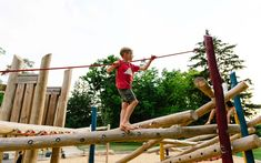 Play areas can be safe without eliminating natural elements - See more at: http://www.totallandscapecare.com/elements-natural-playground/#sthash.yTHTS03Z.dpuf
