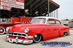 1954 Chevrolet (Laodies Kustomz) (Steele Rubber Products) (SEMA 2012)