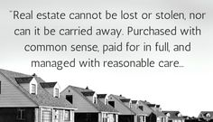 Real estate cannot be lost or stolen.. #realestate #propertyinghana #business