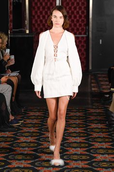 Anaïs Jourden Spring 2019 Ready-to-Wear Collection - Vogue