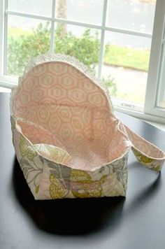 Nothing Fancy: Baby Doll Bassinet TUTORIAL