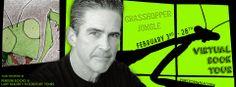 Bibliophilia, Please: Blog Tour (Review & Giveaway): Grasshopper Jungle ...
