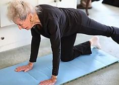 Watch: 100 Year Old Ruth Doing Pilates and Stretches - Advanced Style Restorative Yoga, Advanced Style, Sciatica, Before Us, Aerobics, Art Therapy, Back Pain, Getting Old, Year Old