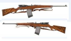 Ancient military Rifles