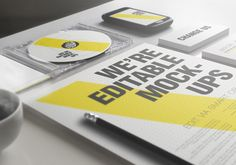 20 Free Mockup Designs to Boost Your Designing Skills