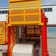 Mast for construction hoist#JH of China#Rack and pinion hoist