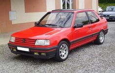 Learn how to repair and fix any Peugeot vehicle 309 Gti, All Cars, Retro Cars, Go Kart, Repair Manuals, Motor Car, Cars And Motorcycles, Super Cars, Classic Cars