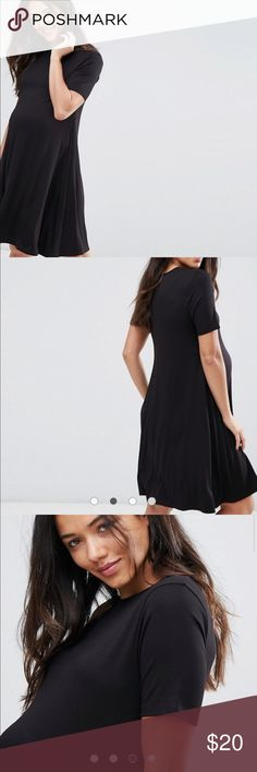 ASOS swing maternity dress Please read above details. Worn only once. ASOS Maternity Dresses