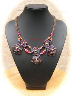 Georgian Jewel Necklaces - Le blog de Dollypop