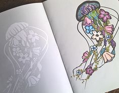 "Check out new work on my @Behance portfolio: ""The Garden of Eden Colouring Book"" http://be.net/gallery/48793797/The-Garden-of-Eden-Colouring-Book"