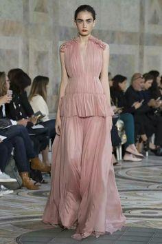 Giambattista Valli Haute Couture'2017-18 #pfw