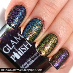 Wacky Laki: Flakie Gradient! Index: Comet Storm to Star Shadow Middle: Star Shadow to Dreamscape Ring: Dreamscape to Eternity Dragon Pinkie: Eternity Dragon to Comet Storm