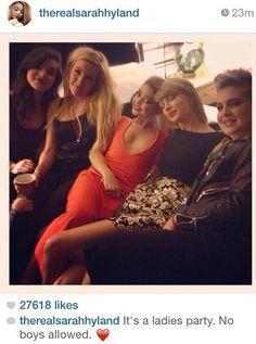 Taylor swift ellie gpulding odeya rush