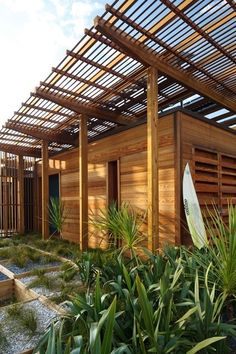 Beach Style  by First Light Studio, Students' Award-Winning Home Leaves Small Footprint-A cost-effective, solar-powered New Zealand prefab home