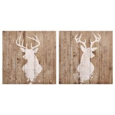 Filling your home with stylish wall art doesn't have to come at a hefty cost. Shop our selection of modern wall decor to adorn your home with eye-catching appeal. Hang one piece or create a gallery wall for a big impact. Art Encadrée, Art Mural, Wall Art, Boy And Girl Shared Room, Stylish Home Decor, Modern Wall Decor, Antlers, Canvas Frame, Furniture Decor
