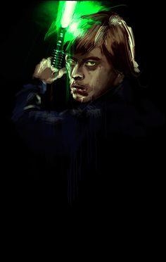 Luke Skywalker - Star Wars - Rafał Rola