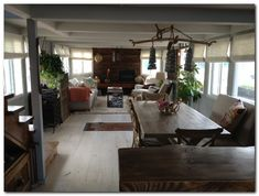 Houseboat Interiors Ideas - The Urban Interior