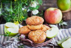 ¡Descubre cómo se hacen los mejores muffins de manzana que puedas imaginar!  #muffins #muffinsdemanzana #magdalenas #panqueques #capacillos #postres #postresdemanzana #postresfaciles