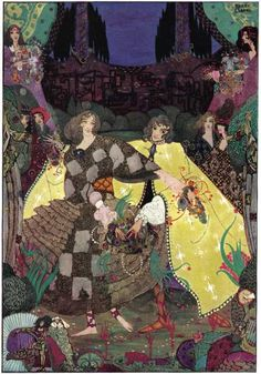 Harry Clarke. fairytales284a
