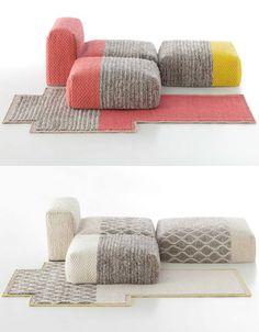 Create a Seating Arrangement as Cozy as a Sweater | Designs & Ideas on Dornob
