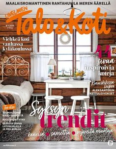 Maalaa vanhat tiilet unelmiesi taloiksi | Meillä kotona Home Decor, Interior Design, Home Interior Design, Home Decoration, Decoration Home, Interior Decorating