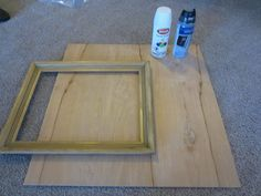 How To Make A Chalkboard From A Piece Of Wood Easy Cheap DIY