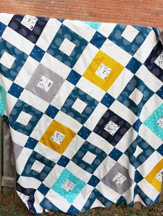 Quilt Story: Our New Fight and Fabric Tuesday