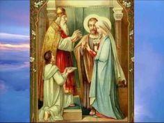 MÍSTICA CIDADE DE DEUS VOL. 01 -VIDA DE NOSSA SENHORA REVELADA SOR MARIA DE JESUS DE AGREDA TOMO 1 - YouTube