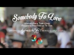 FlashMob UNASP - Somebody to Love - YouTube