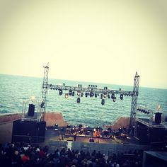 Sète theatre de la mer