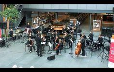 Openingsconcert Young Pianists Festival door NJO (Nationaal Jeugd Orkest) en twee topsolisten - Apeldoorn