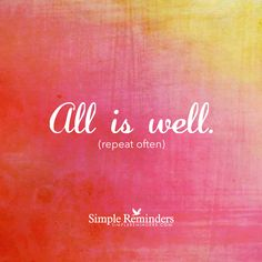 Simple Reminders: New Posts for 08/25/2015