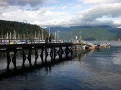 Deep Cove. Vancouver, British Columbia.