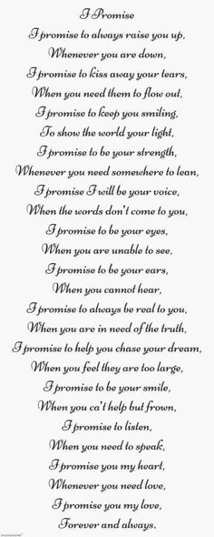 Romantic Good Morning Poems For Him [ Best Collection ] I promise you poem for him. Cute Love Poems, Best Love Poems, Love Poems For Him, Poems Beautiful, Good Poems, Unique Love Quotes, Best Friend Poems, Love Phrases, Love Words