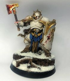 Stormcast Eternal Liberator - theredeemer