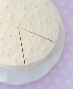Pink Almond Party Cake | The Cake Merchant