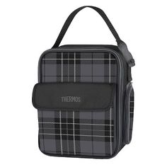 Genuine Thermos Brand Upright Novelty Lunch Kit - Plaid : Target