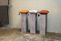 Dutch Design Display, das neuste Artikel von Solits: Pappkarton Sockel mit Beton Look!  https://www.sockelundsaeulen.de/650401-dutch-design-display-concrete