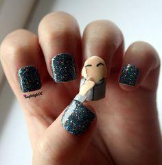nail art   Amazing Hobbit Hole Nail Art & More   Incredible Things