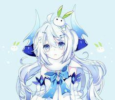 Kawaii don't look me with those eyes Anime Girl Cute, Beautiful Anime Girl, I Love Anime, Anime Art Girl, Manga Art, Anime Girls, Anime Elf, Anime Demon, Lu Elsword