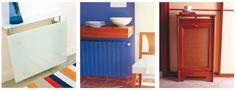 ¡Cubre los antiestéticos radiadores y adáptalo a tu decoración!  #deco #decoracion #interiorismo