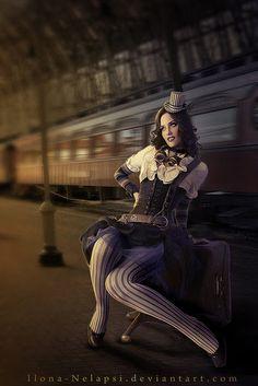 steampunk paraphernalia