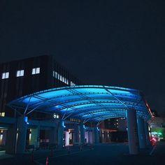 Instagram【8millefeuilles】さんの写真をピンしています。 《🔵🏥🔵 📱posted 2016/11/14 #vscocam ・ 📸 taken 2016/11/13 ・ 🔵🏥🔵 🔵🏥🔵 11月14日は#世界糖尿病デー とかで、近隣の#病院 では#ブルー の#照明 で#ライトアップ されていました💡 普段とは違う、幻想的な空間が広がっていました✨ 🔵🏥🔵 🔵🏥🔵 #東京女子医大 #八千代医療センター #ブルーライト #車寄せ #エントランス #タクシー乗り場 #夜景 🔵🏥🔵 🔵🏥🔵 World Diabetes Day 14th Nov. Blue illuminated hospital ・ 🔵🏥🔵 🔵🏥🔵 #worlddiabetesday #wdd  #bluelight #illumination #light  #hospital #hopital #medicalcenter  #blue #bleu #lumiere #nightview #lighting》